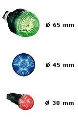 IDL-IDM-IDS LED Multicolour Beacon